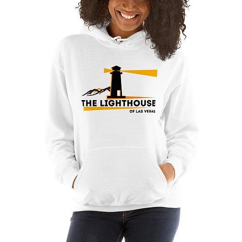 Unisex Hoodie - The LightHouse Logo
