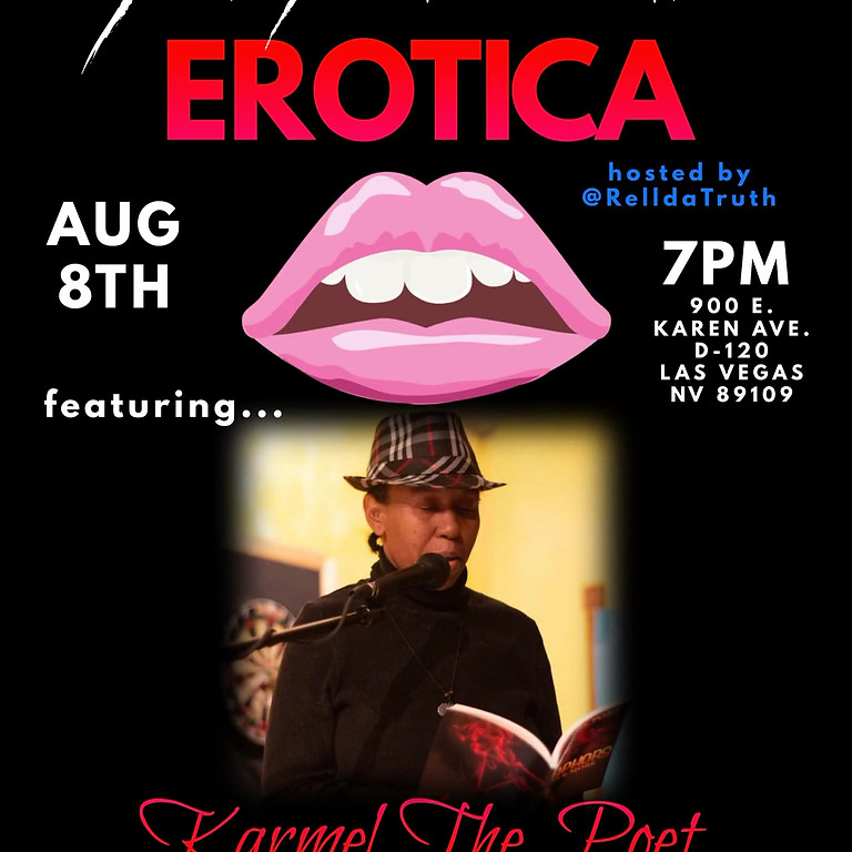 Spit Your Truth EROTICA feat. Karmel The Poet