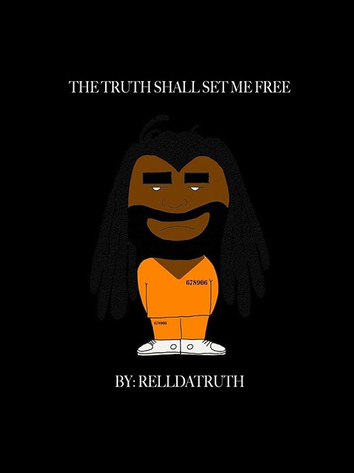 The Truth Shall Set Me Free (Poetry Book)