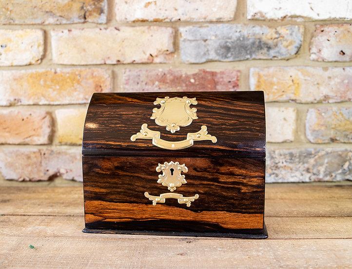 Decorative Coromandel Desk Box 1860