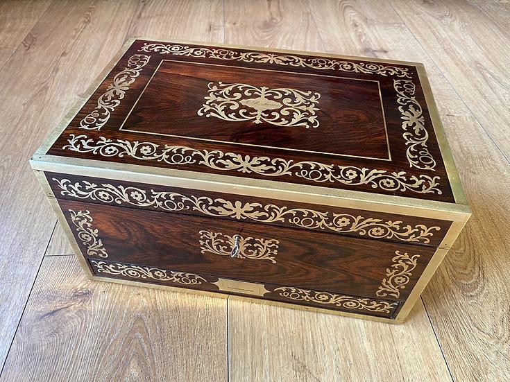 Regency Vanity Box SOLD