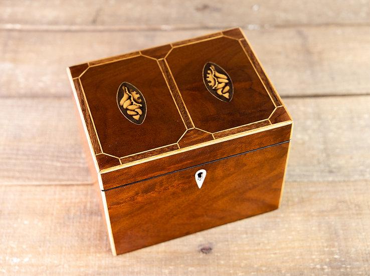 Stunning Georgian Watch Box 1820