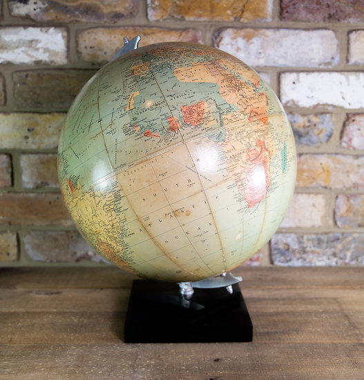 Large Philips Globe 1950's SOLD