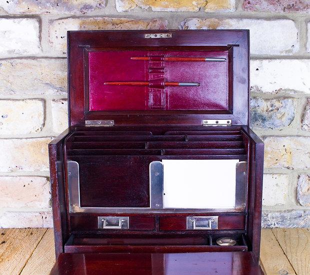 Edwardian Stationery Cabinet c.1910 SOLD