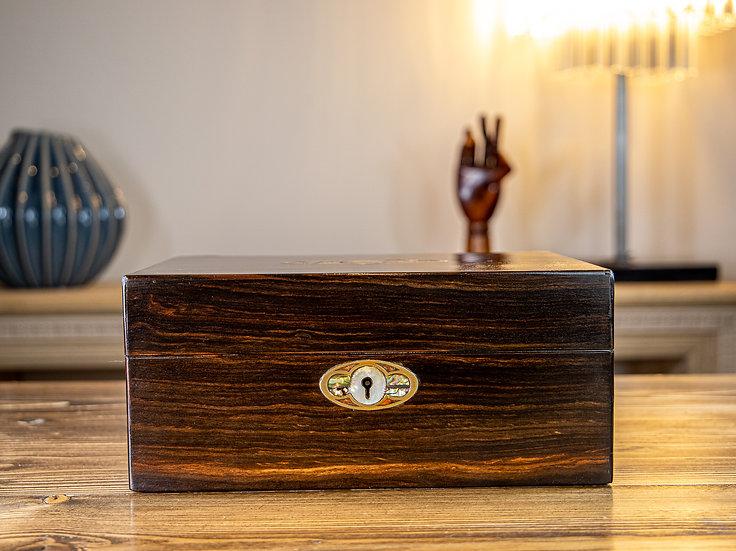 Decorative Coromandel Table Box 1850