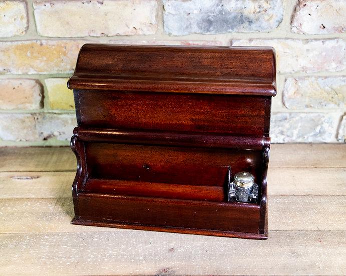 Mahogany Stationery Box c.1880 SOLD