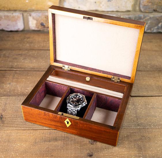 Superb Georgian Jewellery Box 1800 SOLD