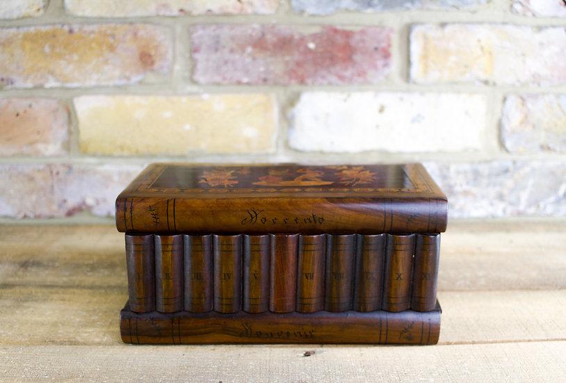 Olive Wood Sorrento C.1900 SOLD