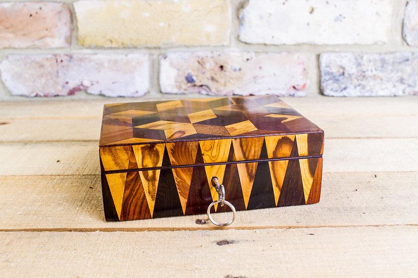 Van Dyke Table Box c.1830 SOLD