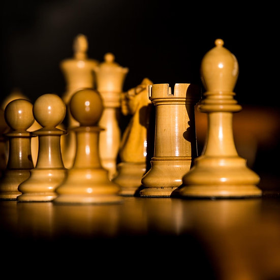 Jacques of London Staunton chess set c.1850 SOLD