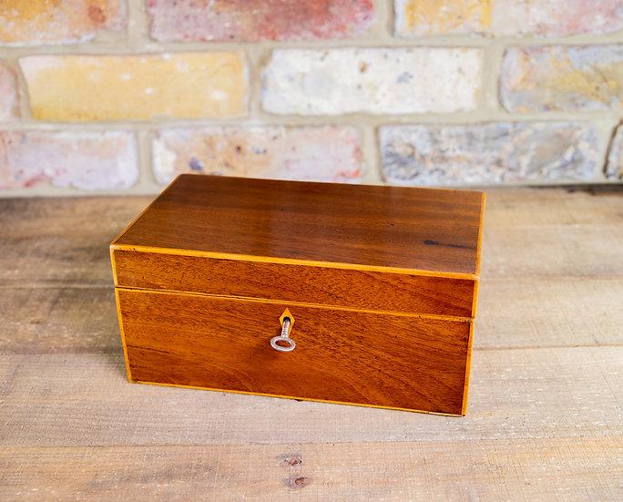 Georgian Table Box c.1810 SOLD