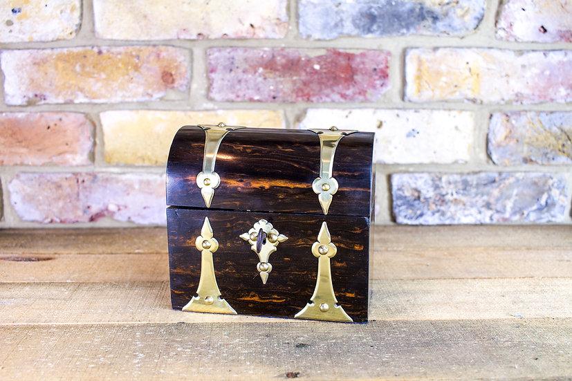 Coromandel Jewellery Music Box c.1850 SOLD