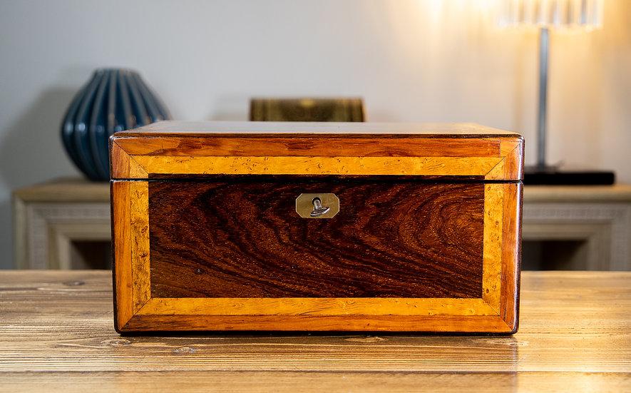 Victorian Table Box c.1840