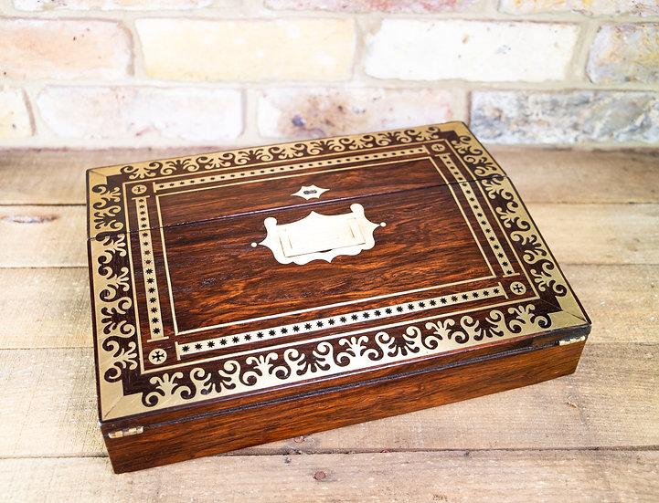 Regency Lap Desk c.1820 SOLD