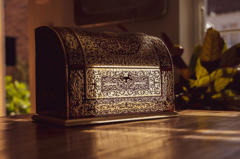 antique watch box