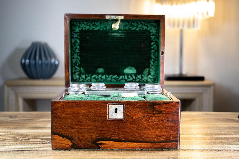 Rosewood Vanity Box 1840
