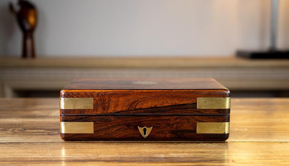 William IV Rosewood Table Box 1830