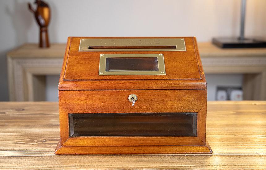 JC Vickery Hotel Letter Box 1890 SOLD