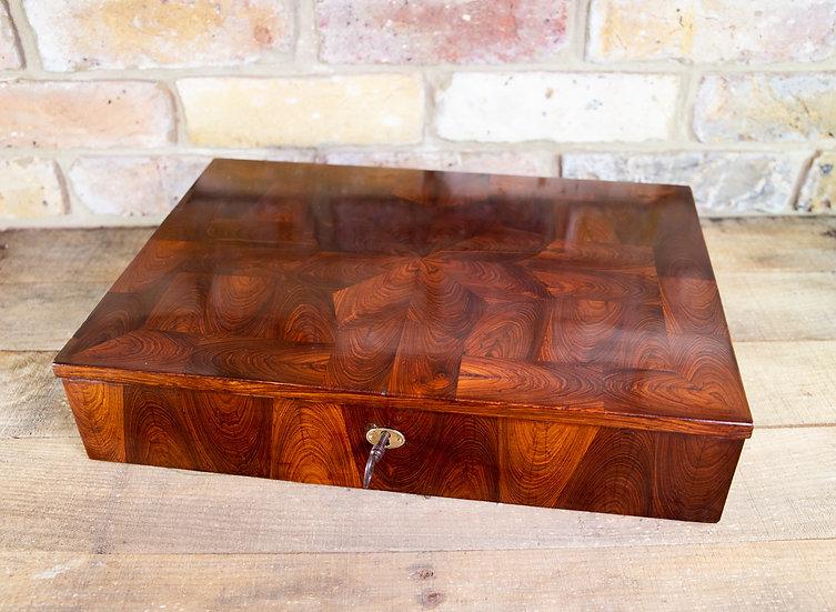Laburnum Desk Box 1820 SOLD