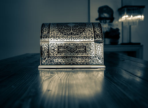 Boulle Watch Box