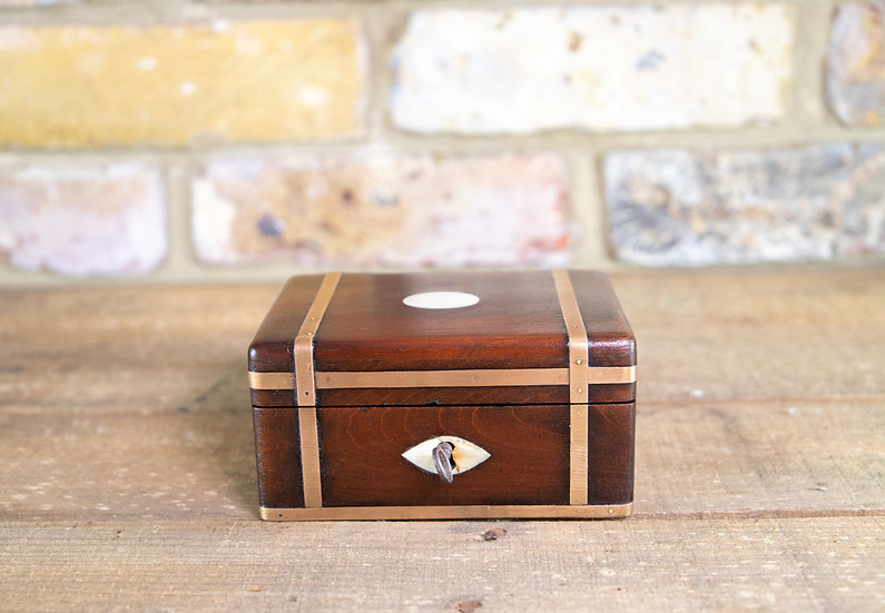 Smaller Georgian Gent's Box c.1820 SOLD