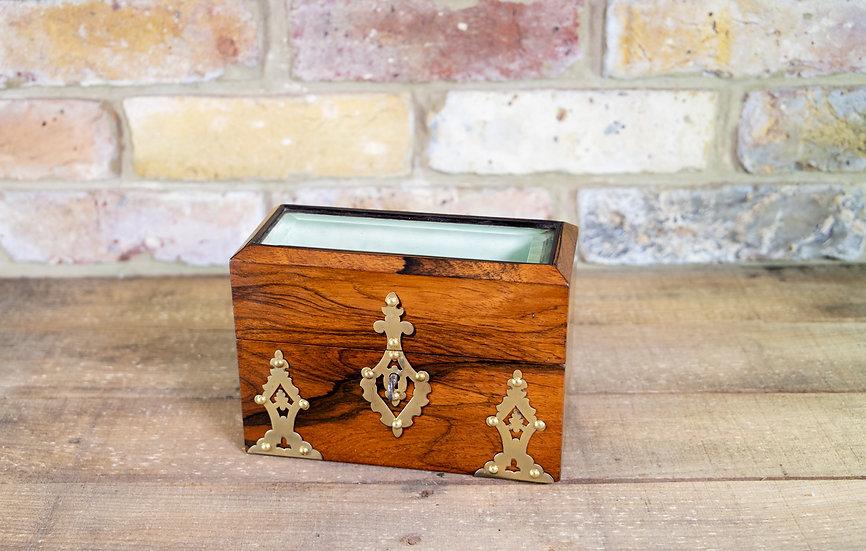 Rosewood Display Box 1880