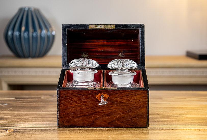 Rosewood Perfume Box 1880