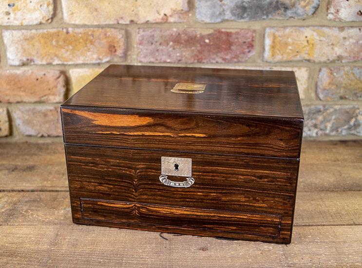 Coromandel Vanity Box 1850 SOLD
