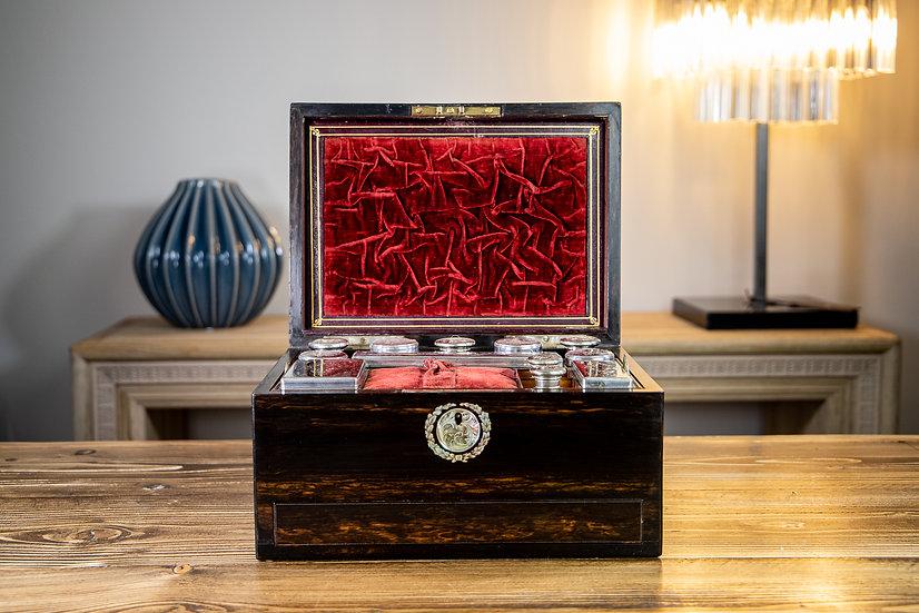 Coromandel Vanity Box 1860 SOLD