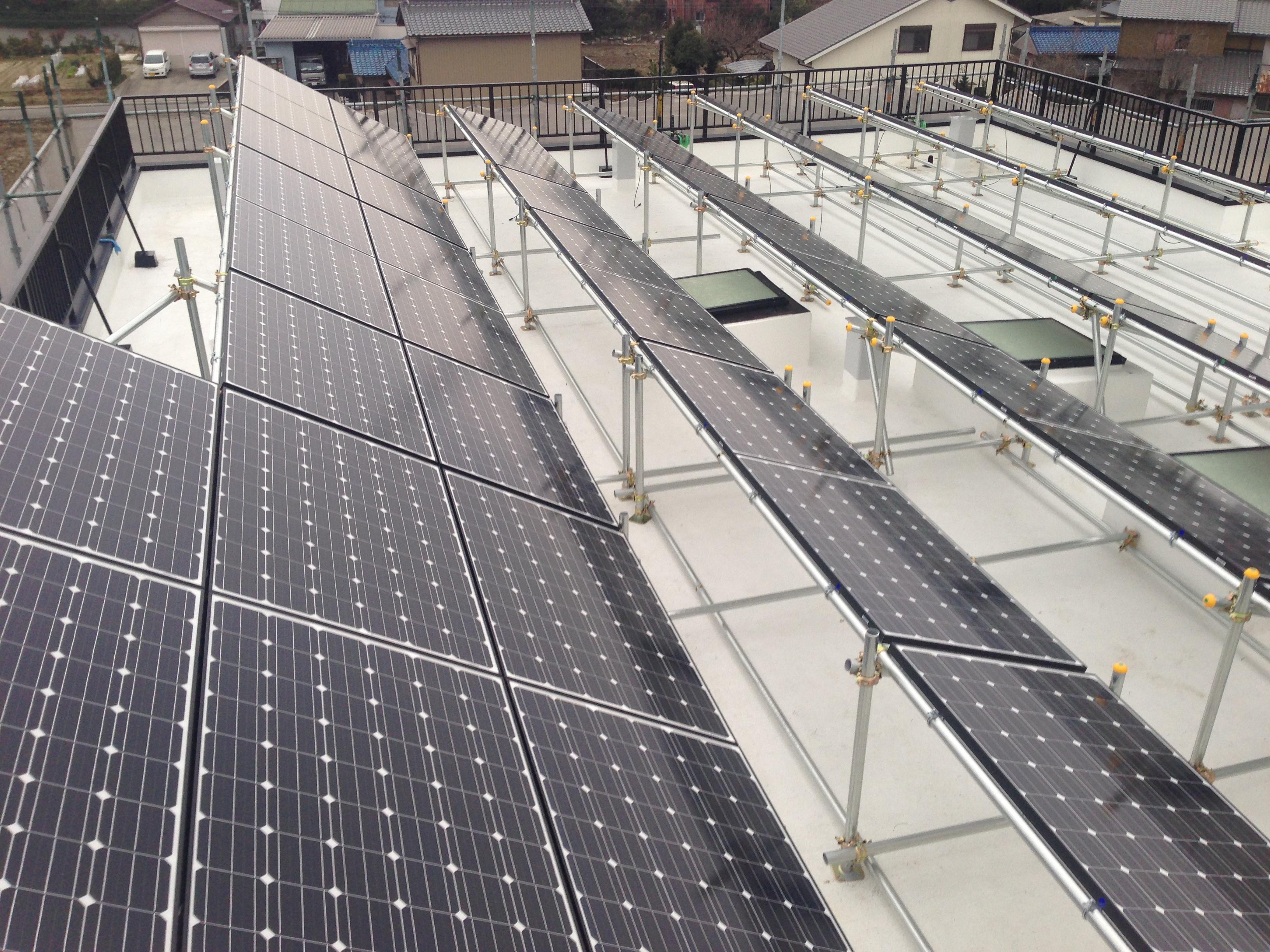 再生可能エネルギーの普及