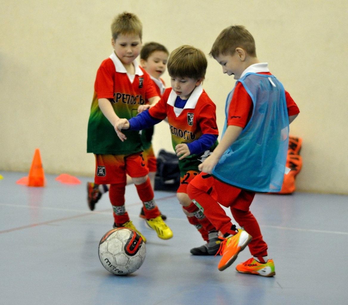 Тренировка по футболу от 2008 до 2014г.р