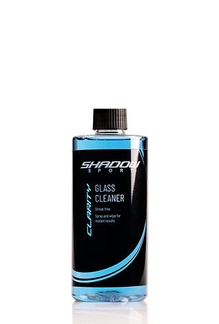 Crystal Clarity - Glass Cleaner