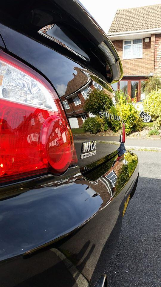 Subaru Correctional Detail