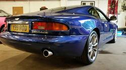 Aston Martin Vantage Correctional