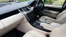 Range Rover Interior Detail