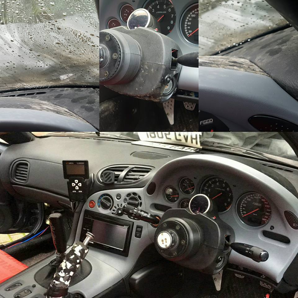 RX7 Mould Removal