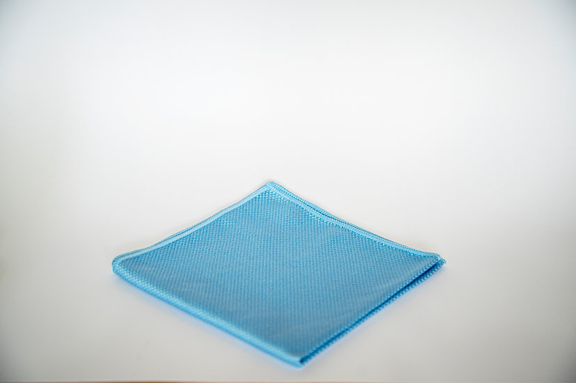 Glass Fish Scale Cloth