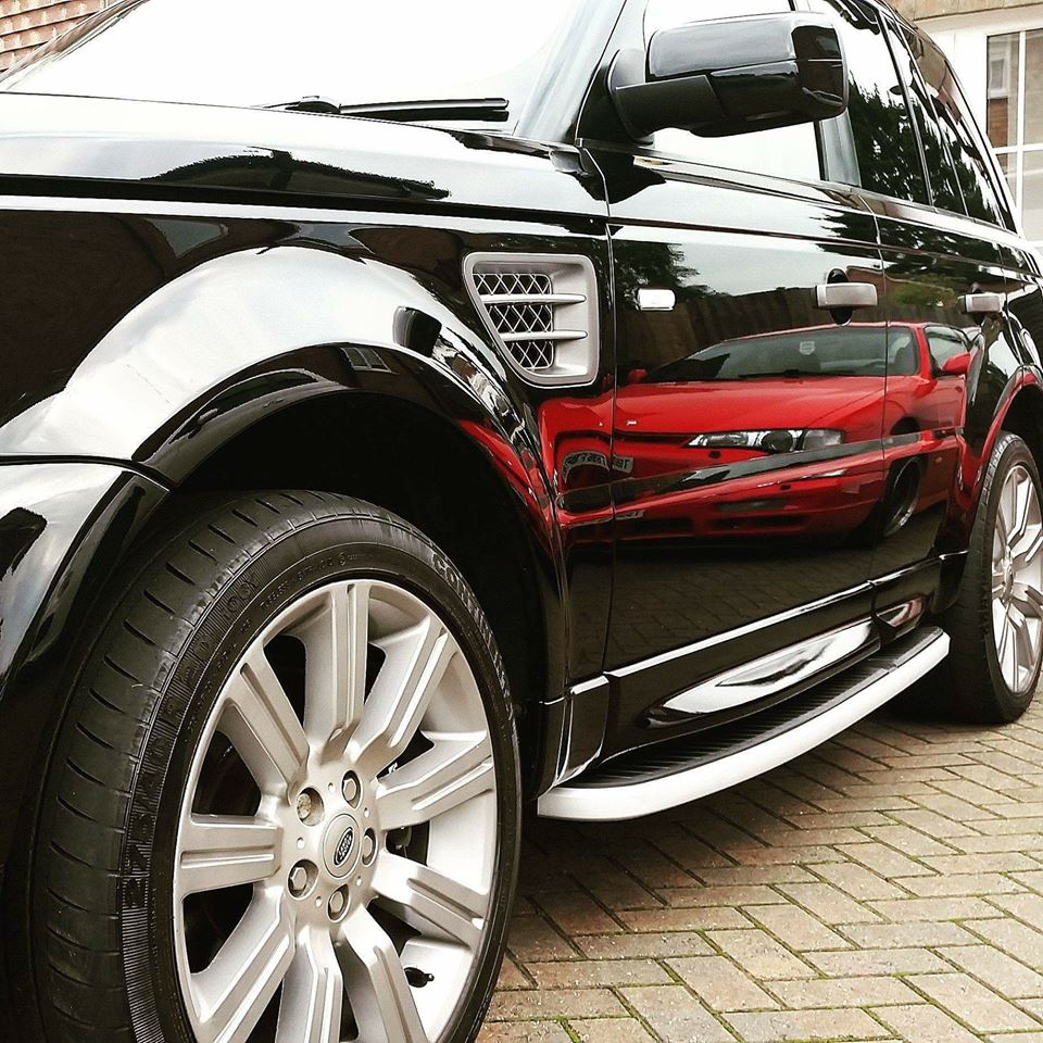 Range Rover Enhancement Detail