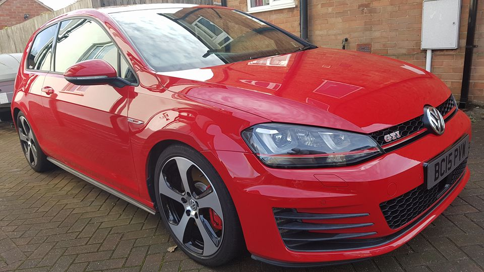 New Golf GTI Protection Package