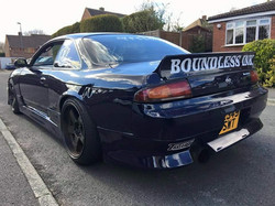 Sponsored Car - S14 Rocket Bunny