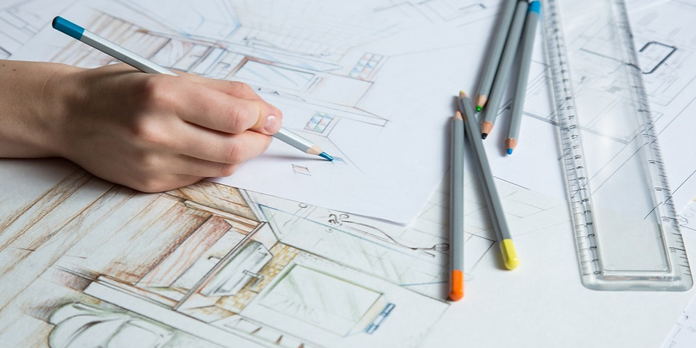 RIBA Drink & Draw: An Evening with an Architectural Illustrator