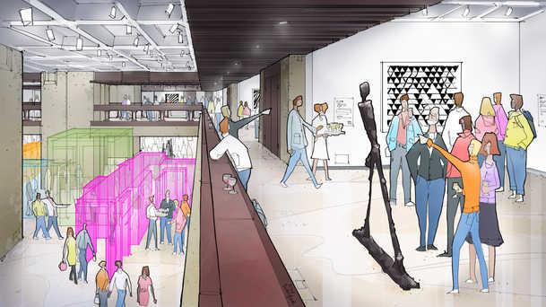 Barbican Exhibition