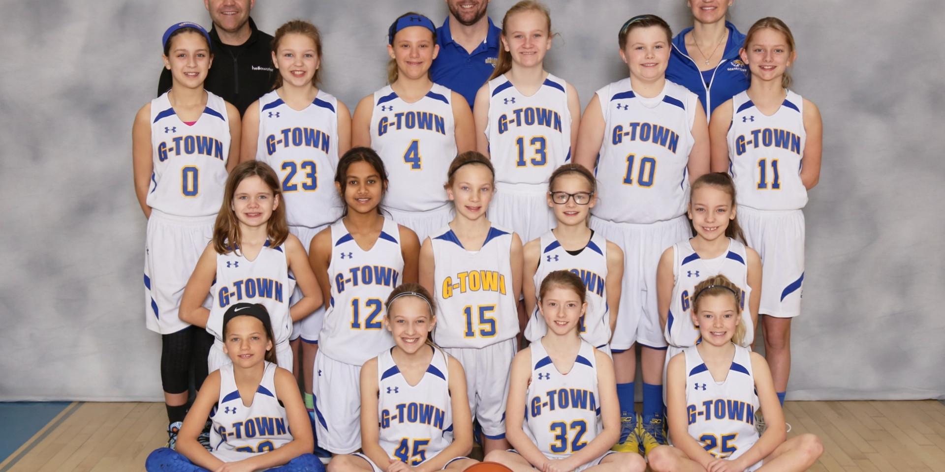 2018 6th Grade Blue