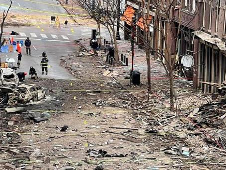 My Statement On The Tragic Nashville Bombing - Now Published