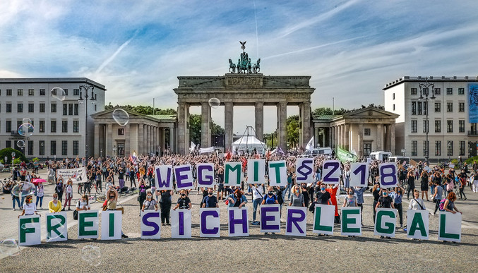 Pro-Choice Aktionstag 2020
