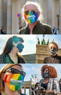 Logo & Mask prints