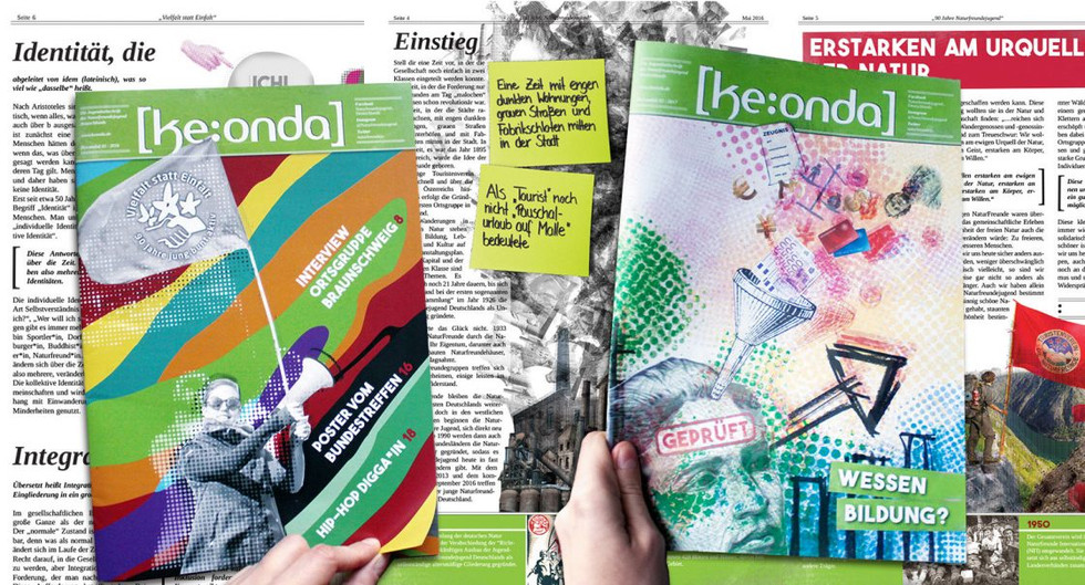 Keonda & Kipo Magazin