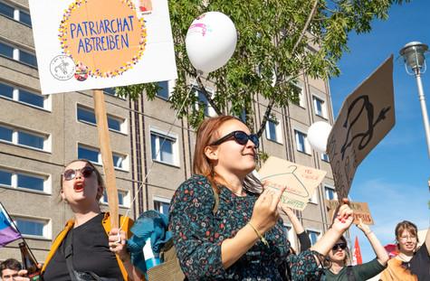 Aktionstag sexuelle Selbstbestimmung