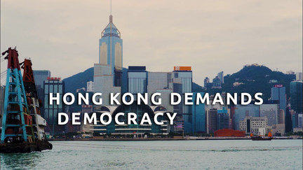 Hong Kong Demands Democracy