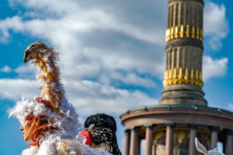 Extinction Rebellion Aktionswochen in Berlin